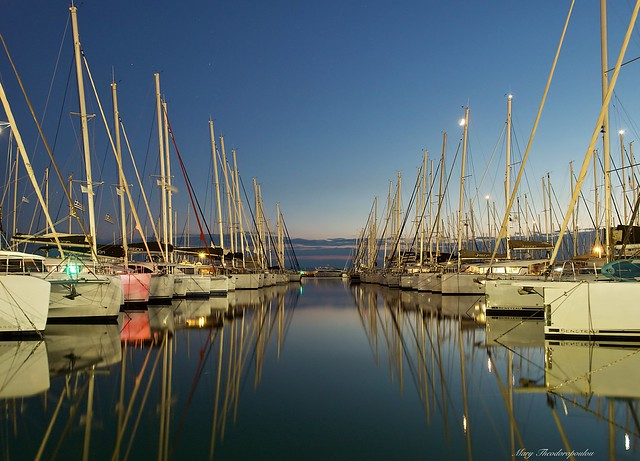 Alimos Marina-Greece
