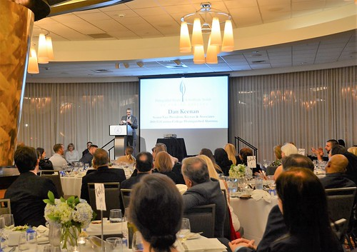 Distinguished Alumni & Gratitude Awards Dinner
