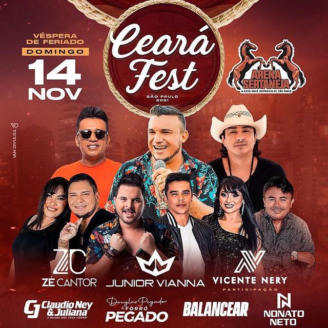 Ceará Fest SP - 2021