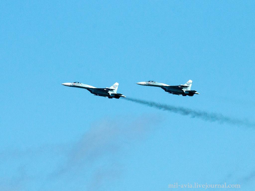 Su-27 pair 91/92