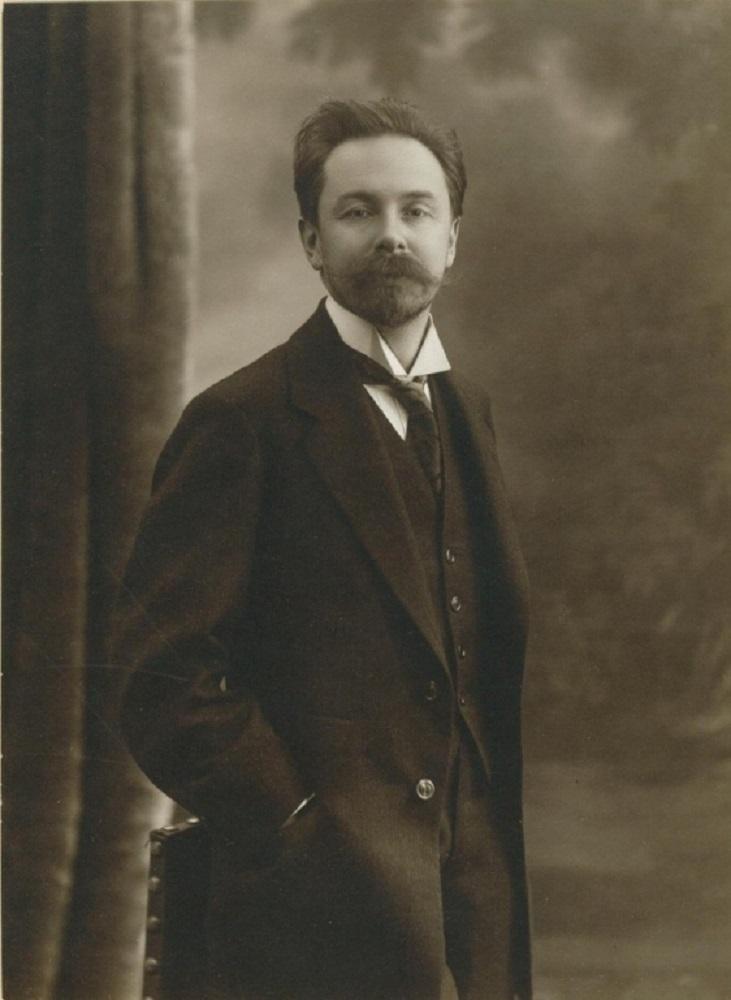1915. А.Н. Скрябин, Вильно