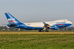 4K-SW888 // Boeing 747-4R7F/SCD // cn 29730