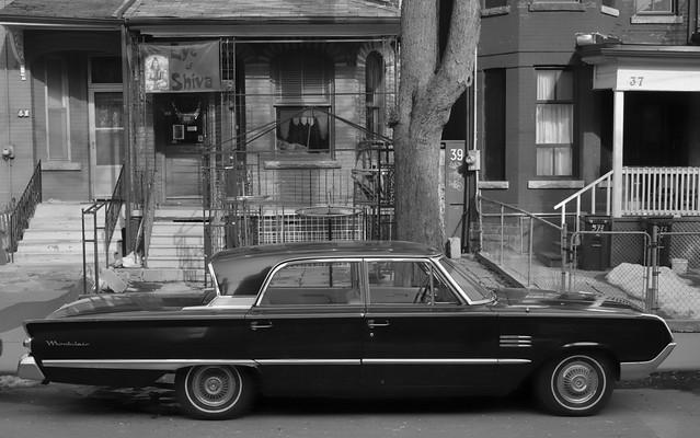 Mercury Montclair, c1965 - Kensington Market, Toronto