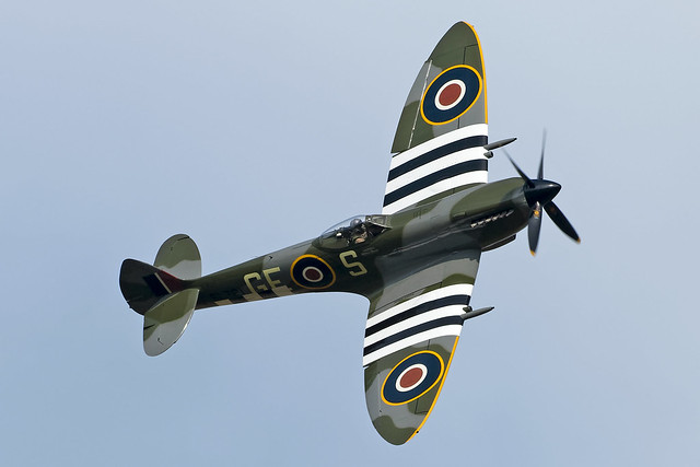 Supermarine Spitfire PR. Mk.XVI - OO-XVI / SL 721 - LFPM