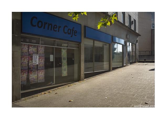 Corner Café no more