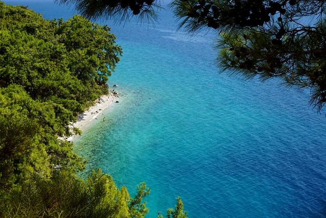 Turquoise (2) - Mediterranean Coast, Turkey (Near Akyaka)