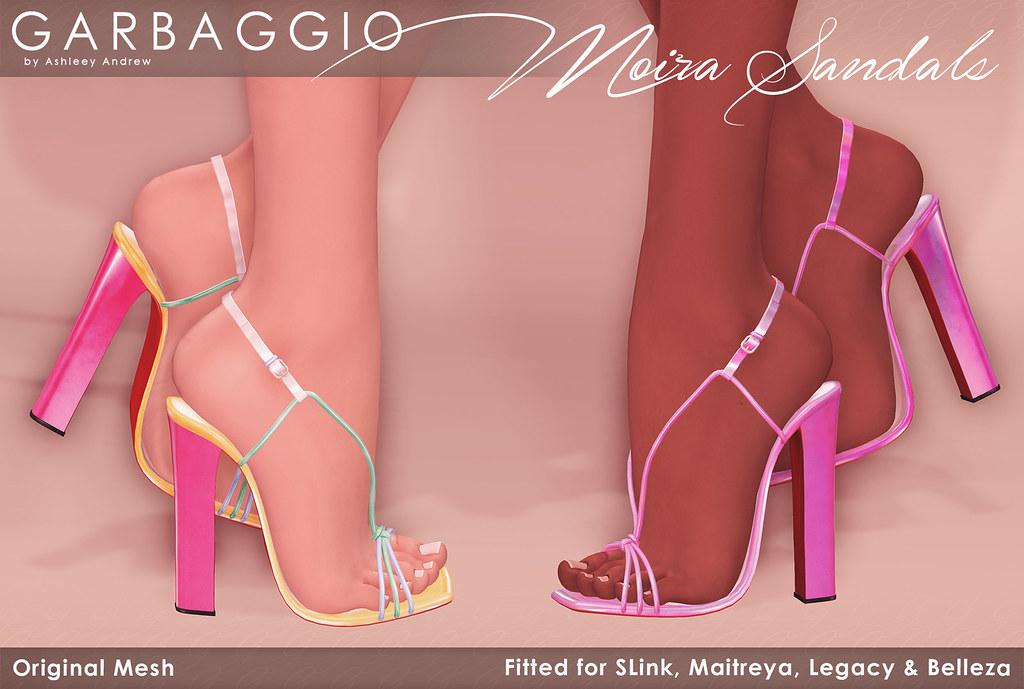 Moira Sandals