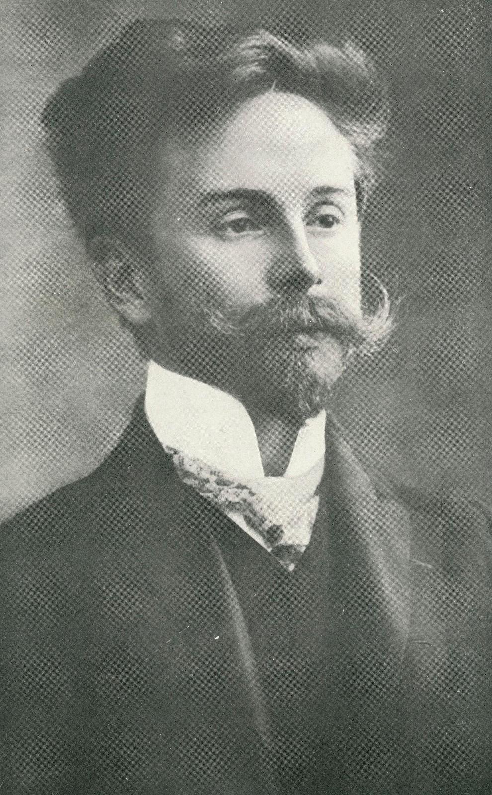 1915. Скрябин