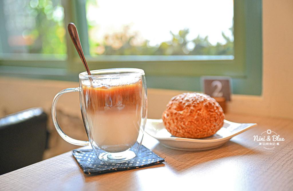 雲林斗六咖啡 花囍麵包甜點17