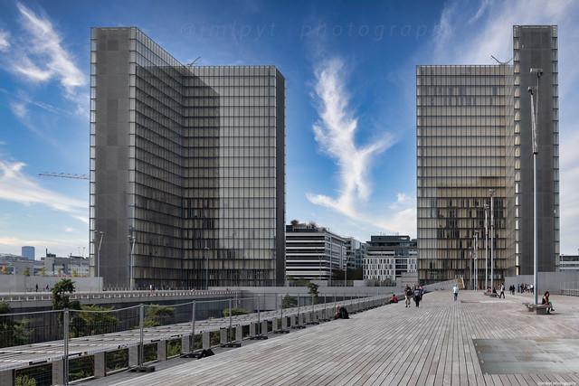 Bibliothèque François Mitterand - Paris  -3D0A5997-Modifier