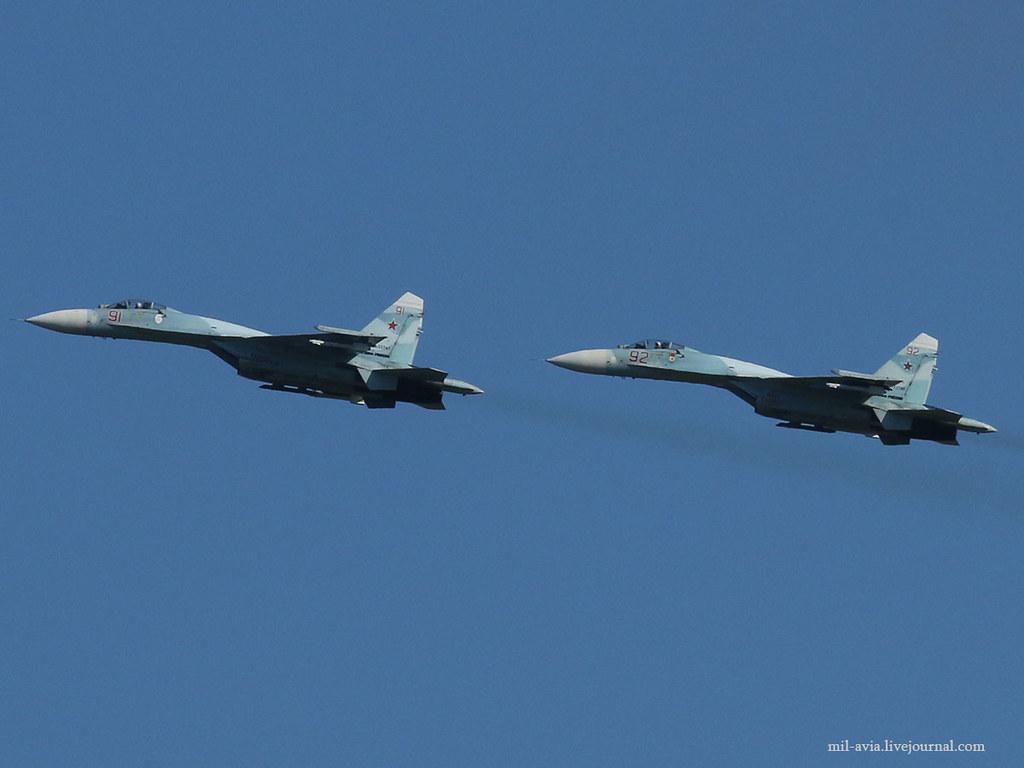 Su-27 Baltflot