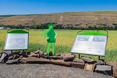 Jolly Green Giant in Washington State
