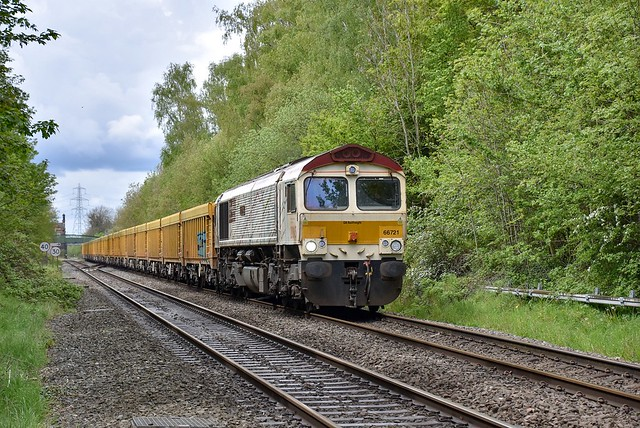 66721 takes charge of 6M26