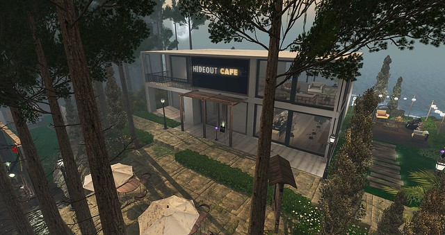 HIDEOUT CAFE IS BACK!