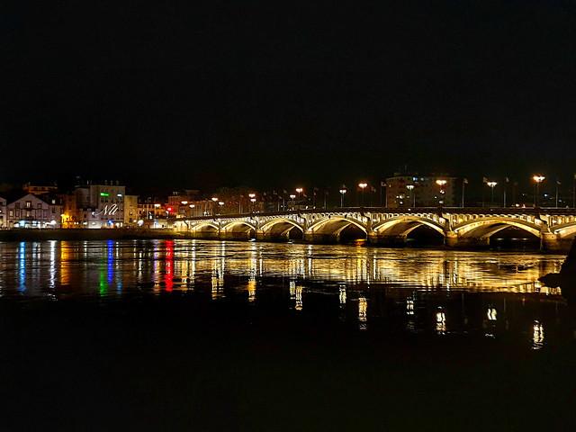 Le pont st esprit, Bayonne
