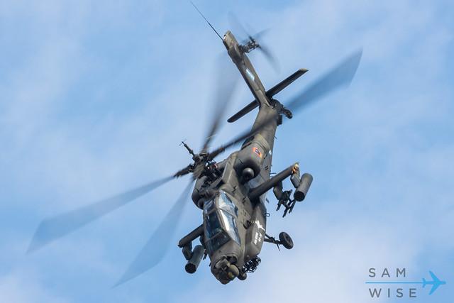 Hellenic Army AH-64D Apache ES 1007