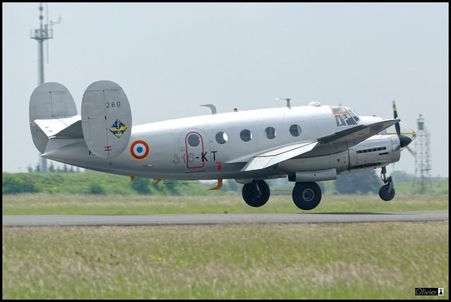 MD.311 Flamant, privé, F-AZKT