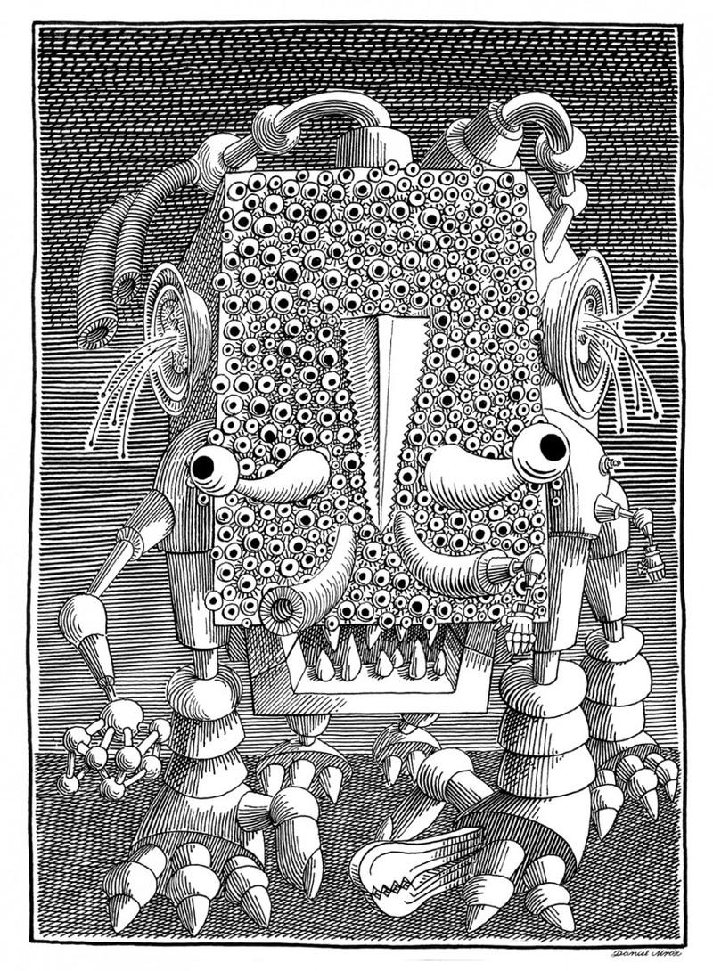 Daniel Mróz - Artwork 3