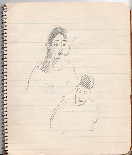 Spiral Notebook 035