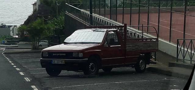 1990 Bedford Brava (TFR 52) 2.3D 4x2