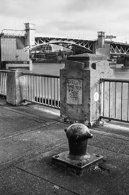 Portland, Oregon - Kodak Retinette IA