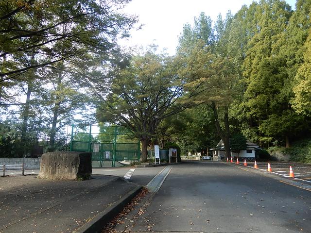 休日朝の三ッ池公園 2021.9.23