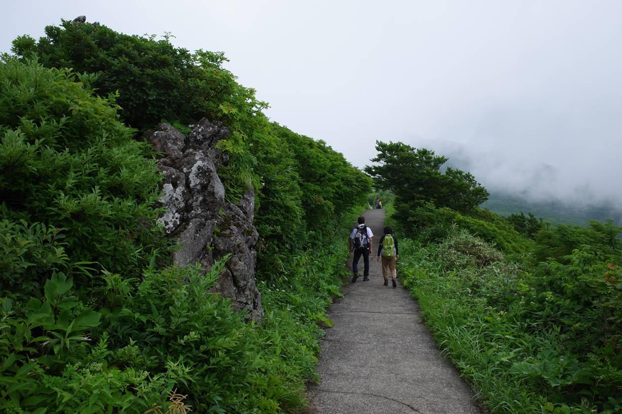 鳥海山・鉾立ルート