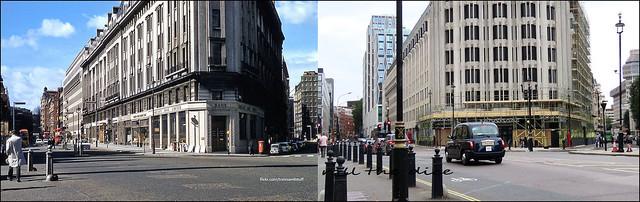 Victoria Street`1962-2021