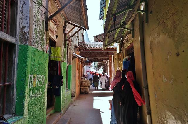 Lamu Old Town, Lenya (Kenyatta Road)