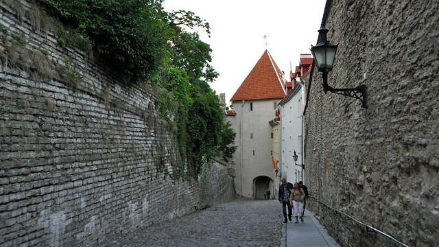 2016-07-13 In old Tallinn