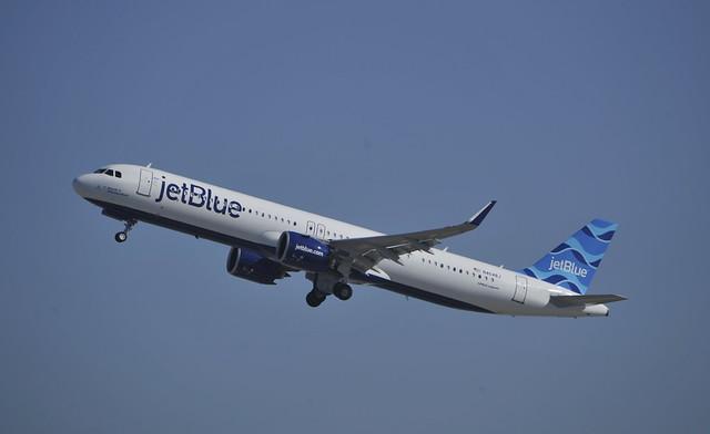 JetBlue Airbus A321- 271NX N4948J