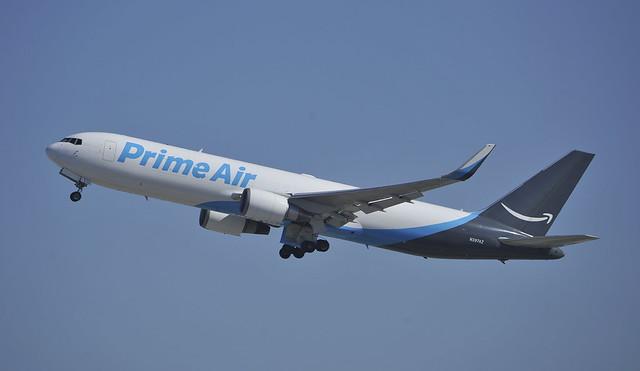 Ati/Amazon Prime Boeing 787-323(ER)(BDSF) N397AZ