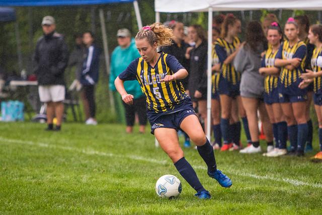 Bow Girls Varsity Soccer - September 22, 2021