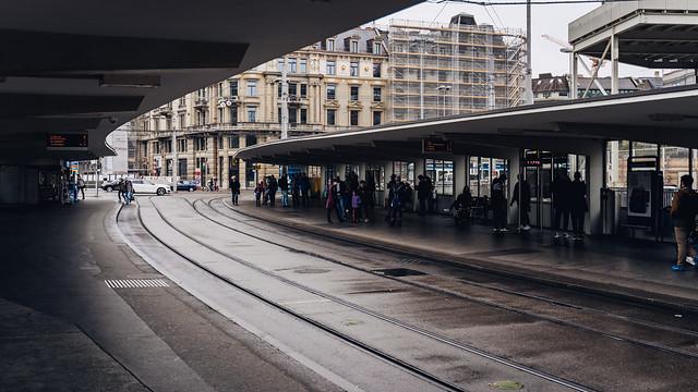 Bahnhofquai Zürich