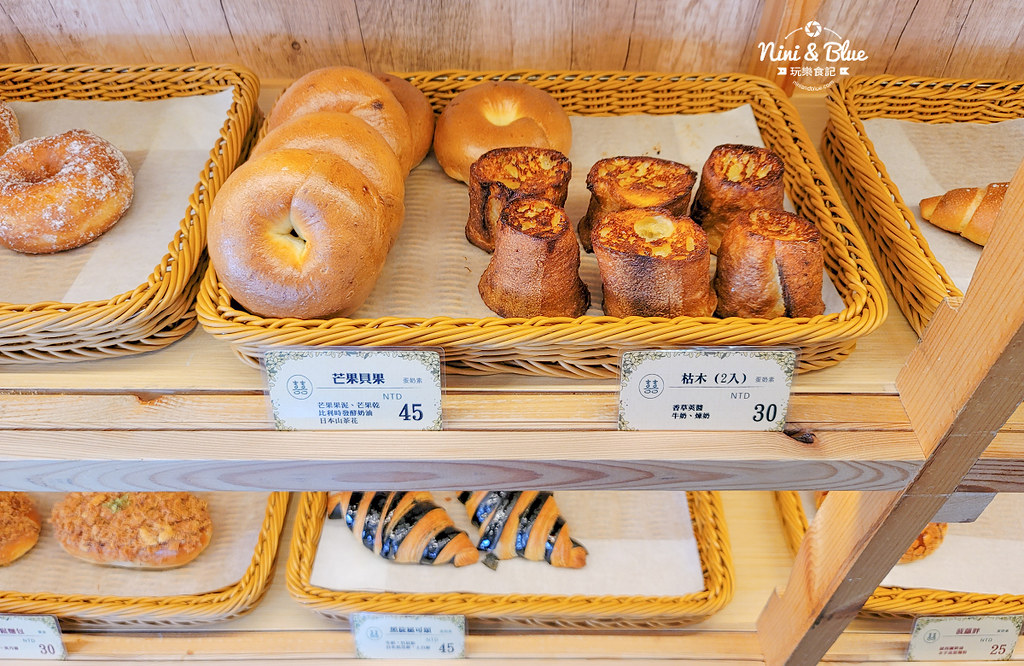雲林斗六咖啡 花囍麵包甜點01