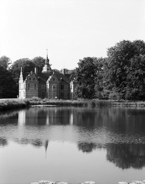 Badeslottet, Frederiksborg Slot