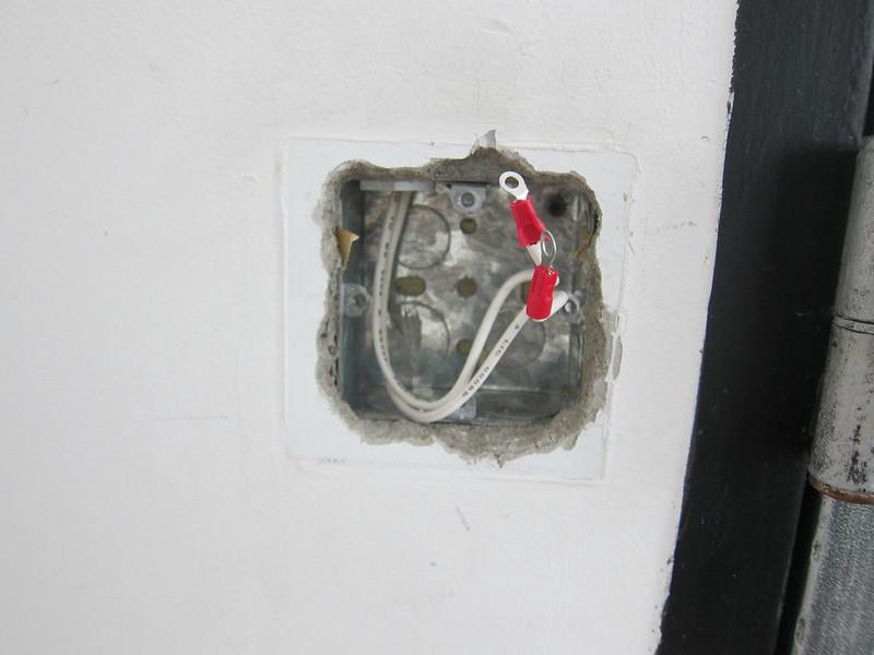 Eufy Video Doorbell 2K (Wired) - BTO Doorbell Socket