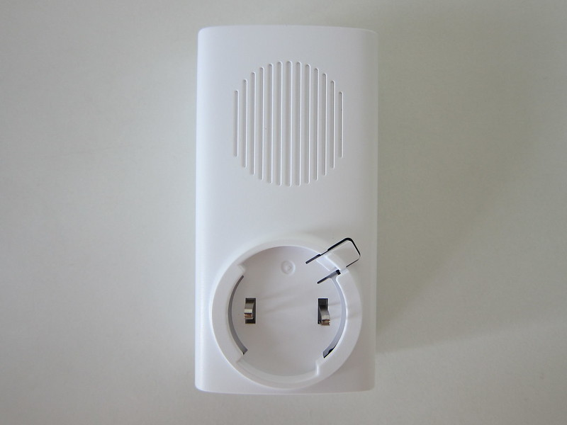 Eufy Video Doorbell 2K (Wired) - Chime - Back