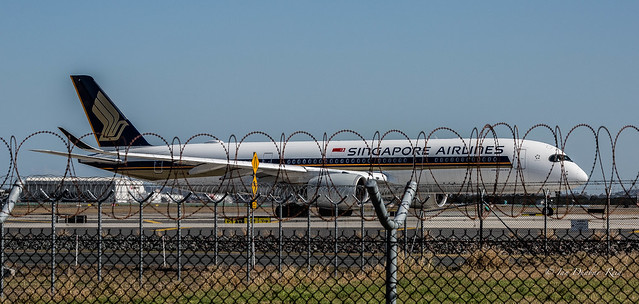 Singapore Airlines SQ 236 BNE-SIN
