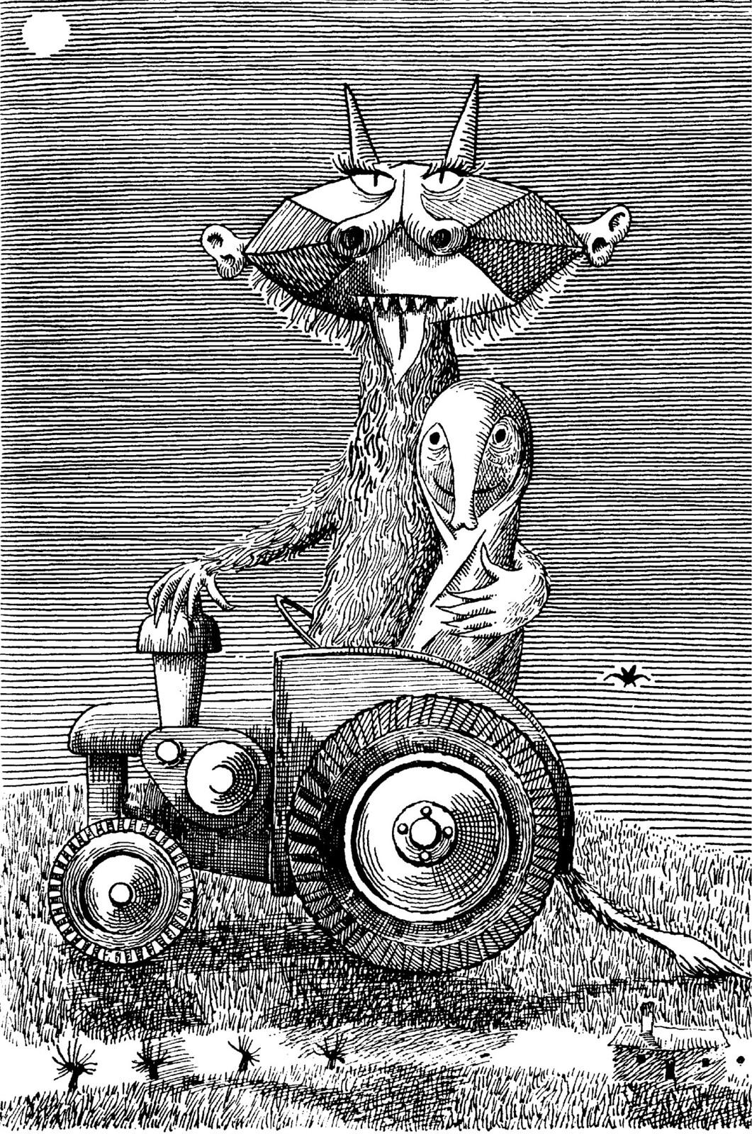 Daniel Mróz - Artwork 1