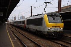 NMBS 1346 te Brussel Zuid