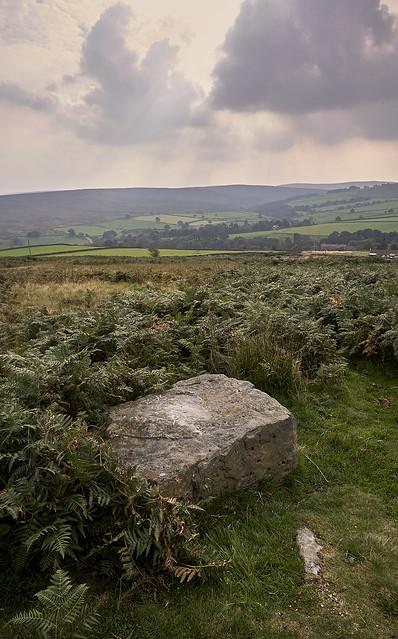 Moors view - Castleton.