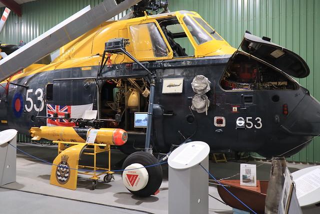 Westland Wessex HAS Mk.3 XM328
