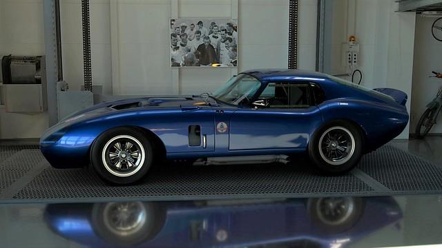 Cobra Daytona Coupé, Shelby American