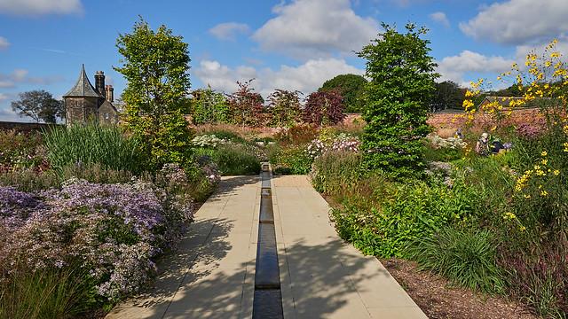 RHS Bridgewater - Paradise Garden Rill