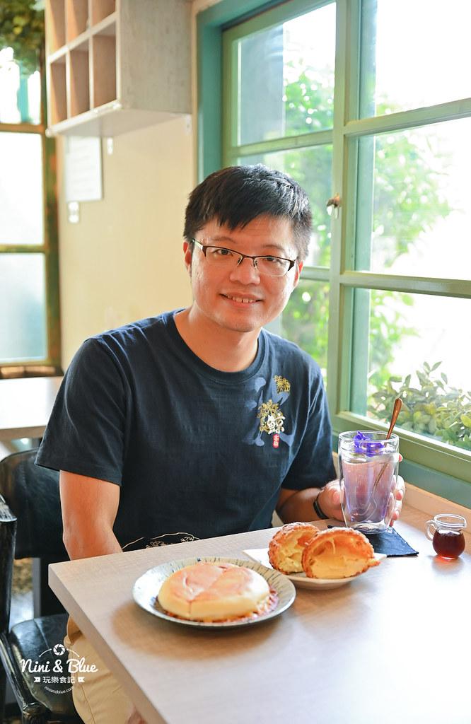 雲林斗六咖啡 花囍麵包甜點23