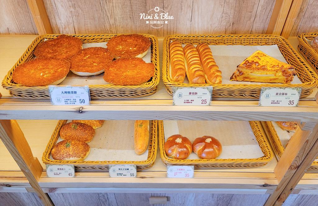 雲林斗六咖啡 花囍麵包甜點02