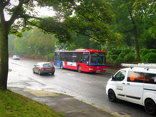 Go North East 5286 (NK08CFV) - 09-09-21
