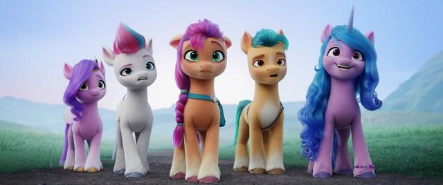 Mon petit poney : une nouvelle génération