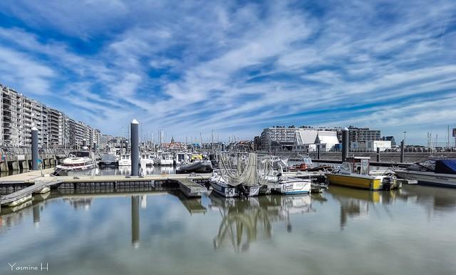 10179 - Le Port de Blankenberge